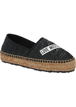 Espadryle damskie Love Moschino - Gomez Fashion Store
