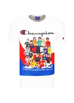 T-shirt męski Champion - Gomez Fashion Store