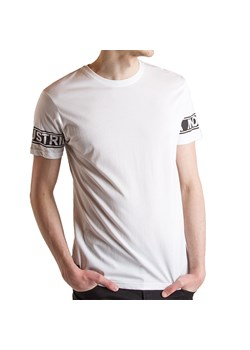 Alpha Industries t-shirt męski z napisami