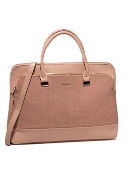 Brązowe torby na laptopa damskie, wyprzedaż, lato 2020 w Domodi
