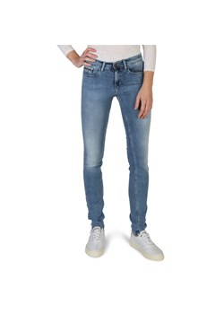 Jeansy damskie rurki calvin klein, wyprzedaż, lato 2020 w Domodi