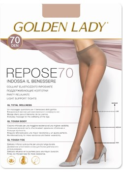 Rajstopy Golden Lady