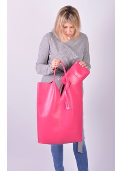 Shopper bag Designs Fashion na ramię bez dodatków duża