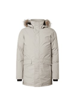 Parka szara Quartz Co