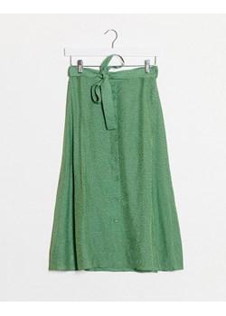 Spódnice do damskie długa kolorowy Maxi lniana