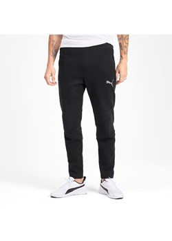 Spodnie joggery czarne JOG404C ESCOLI.pl