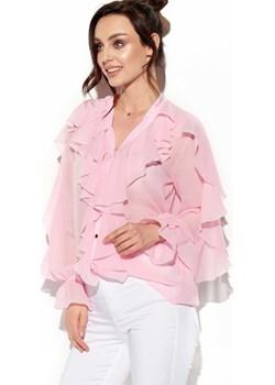 Różowe koszule damskie, lato 2020 w Domodi  9Dsvg