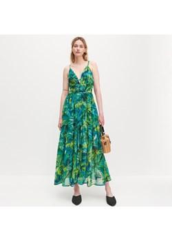 Sukienki długie maxi, lato 2020 w Domodi