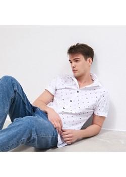 Koszule męskie house krótki rękaw, lato 2020 w Domodi  XEmJn