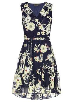 sukienki wiosenno-jesienne w kwiaty bonprix