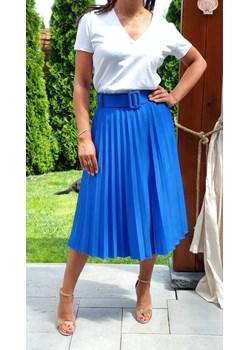 Spódnice do damskie długa kolorowy Maxi lniana dwuwarstwowego elastyczna kostek długość 37