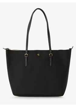 Shopper bag Ralph Lauren czarna