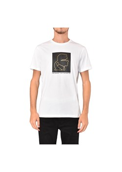 T-shirt męski Karl Lagerfeld - showroom.pl