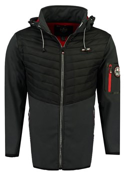 Kurtka męska Geographical Norway casualowa z polaru