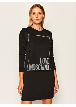 Sukienka Love Moschino na spacer