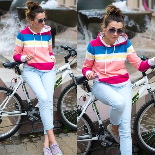 3553c7e9cd Stylizacja na rower - jak się ubrać  - Trendy w modzie w Domodi