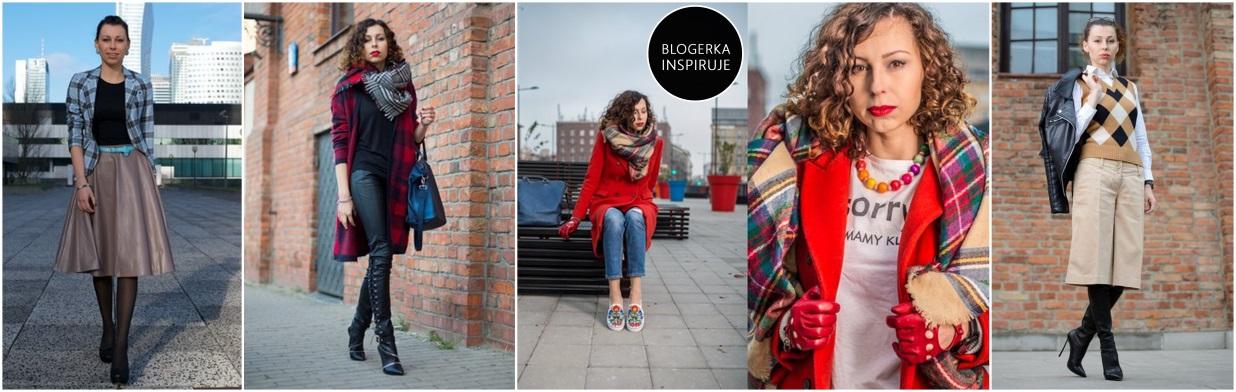 Bloger poleca: krata w modnym wydaniu!