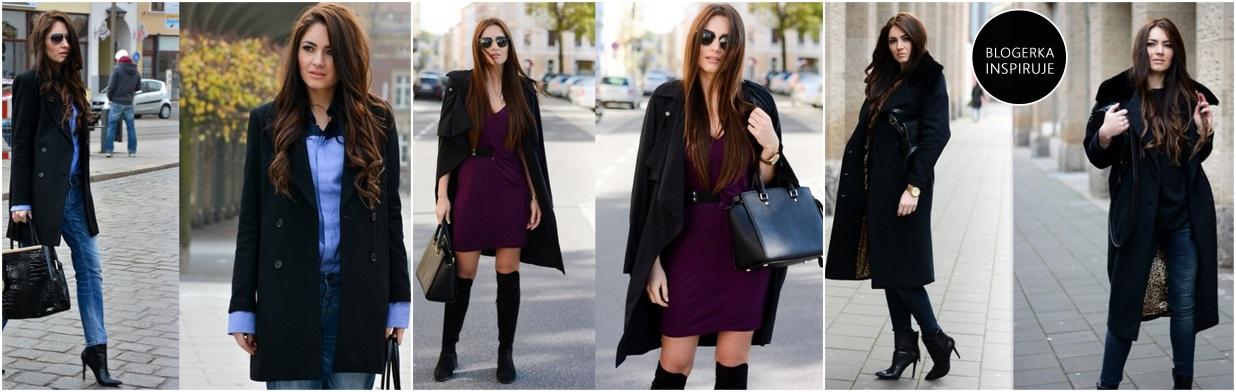 Modne płaszcze: wybór blogerki Stylish!