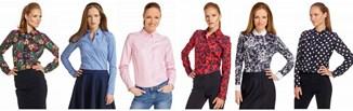 Wybór stylistki: koszula do pracy