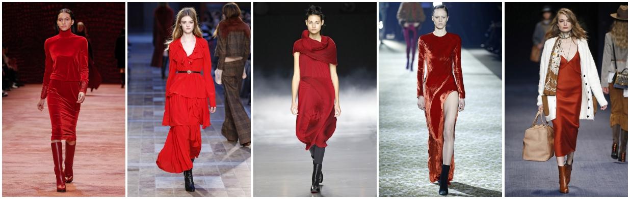 5 sposobów na czerwoną sukienkę