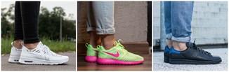 Przecenione damskie buty sportowe