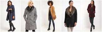Ciepłe płaszcze w niskiej cenie!