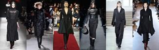 Wybór projektantów: czarny total look