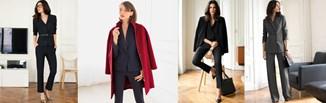 Trend alarm: damski garnitur