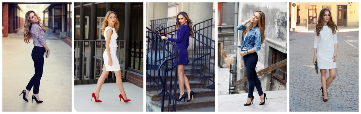 Eleganckie klasyczne buty