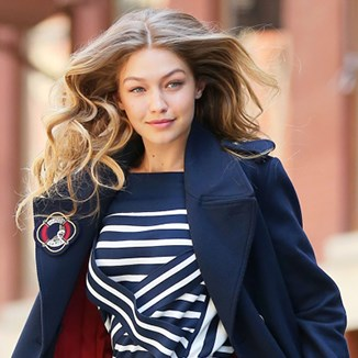 Gigi Hadid - make up tutorial