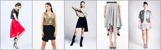 Jak nosić asymetryczną spódnicę?