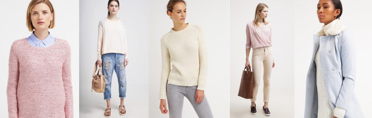 Jak nosić pastelowe ubrania jesienią?