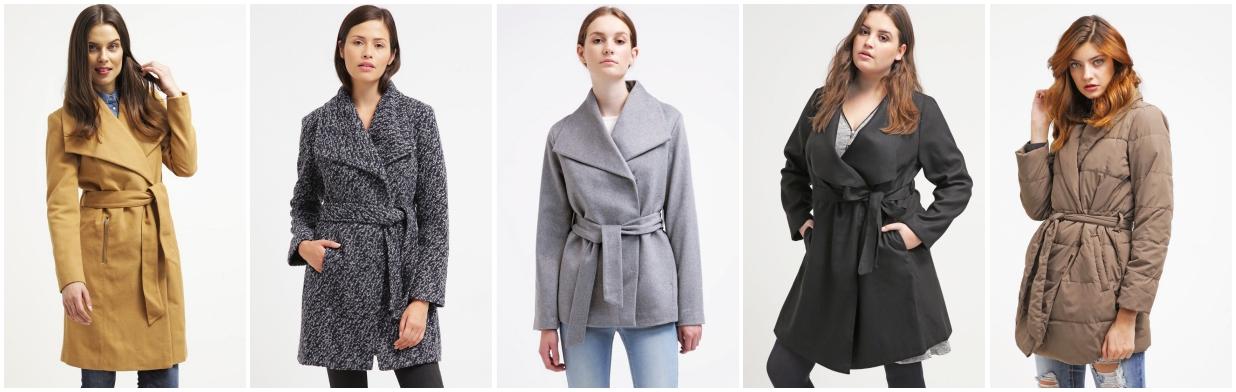 Jak nosić szlafrokowy płaszcz?