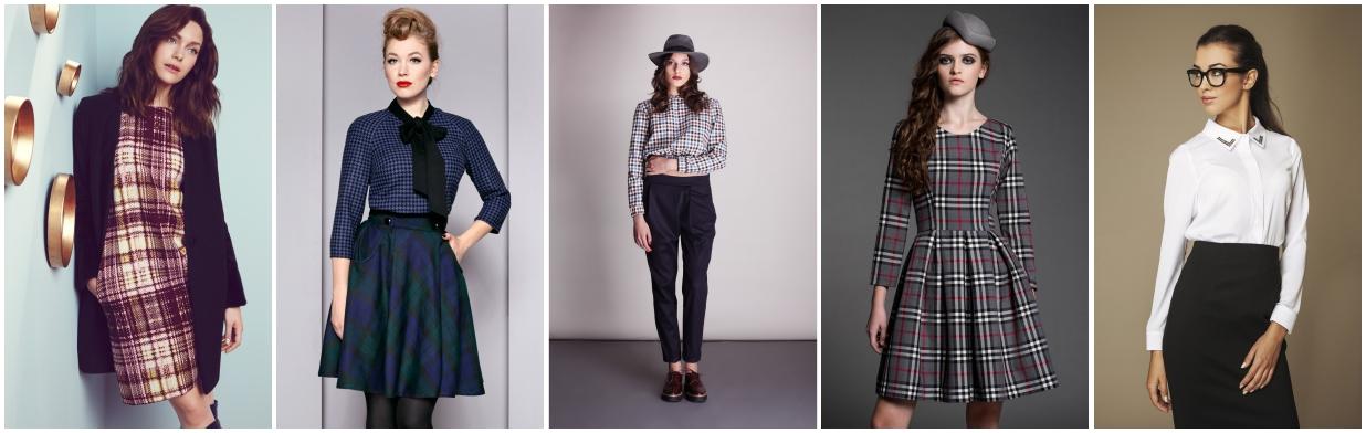 9c24438aa9f95 Jak nosić ubrania w stylu brytyjskim? - Trendy w modzie w Domodi