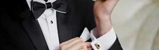 Męski strój na sylwestra - sprawdź, jak może się ubrać na bal sylwestrowy stylowy facet