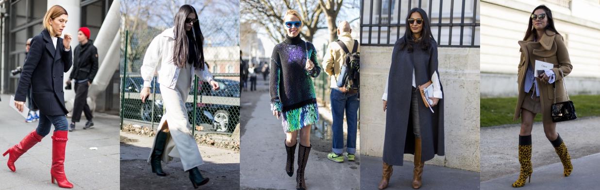9f0d04b7a5d6c Kozaki na zimę - jak dobrać do sylwetki? - Trendy w modzie w Domodi