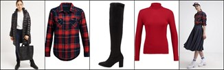 Lekcja stylu - bądź modna na zimę!