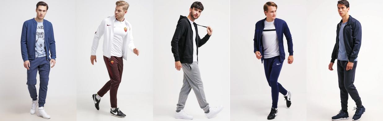 f5b3c10ebef574 Męska moda sportowa - Trendy w modzie w Domodi