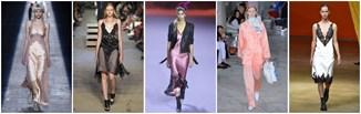 Moda bieliźniana: slip dress, halka czy piżama?
