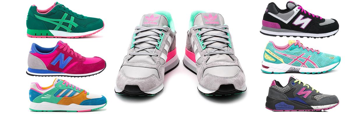 Modne buty sportowe na wiosnę