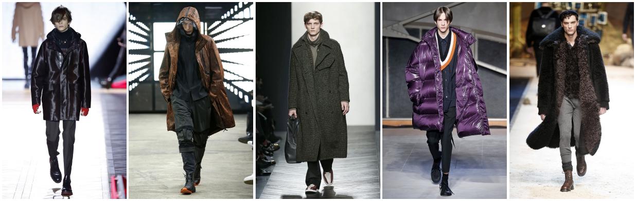 Najmodniejsze kurtki i płaszcze męskie