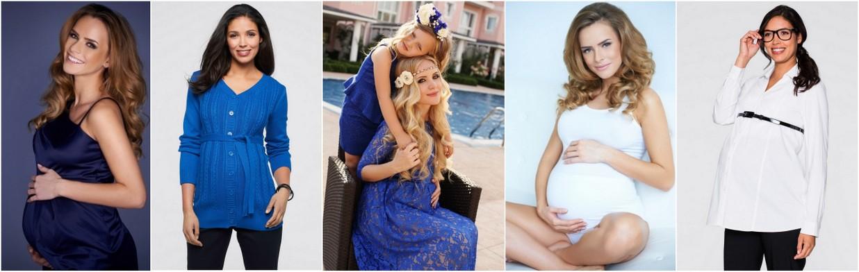 Stylowa jesień 2015 - moda dla kobiet w ciąży