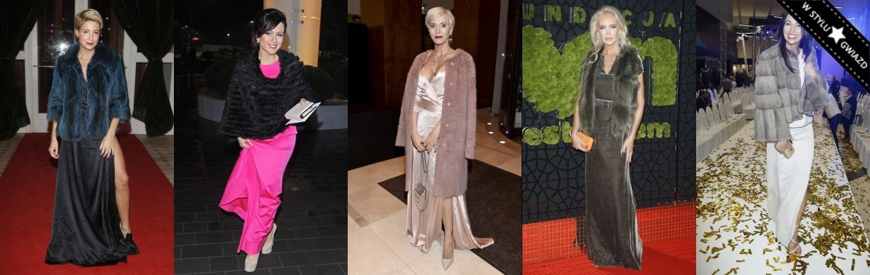 Studniówka 2016: balowe suknie gwiazd
