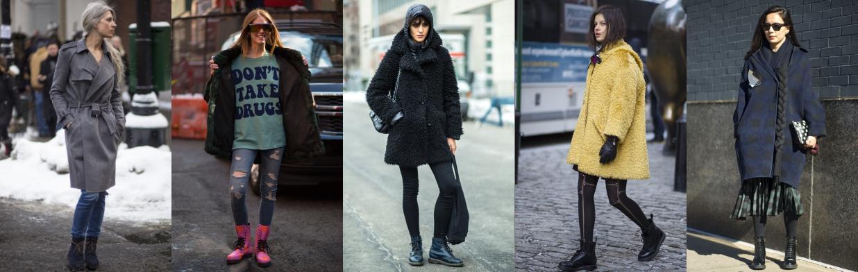 Timberlandy - modne stylizacje dla kobiet i mężczyzn. Zobacz jak nosić najmodniejsze trapery!