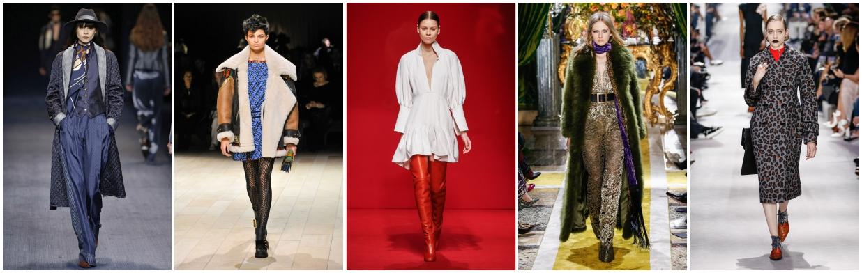Top 5 trendów z pokazów mody