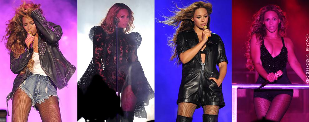W stylu Beyonce