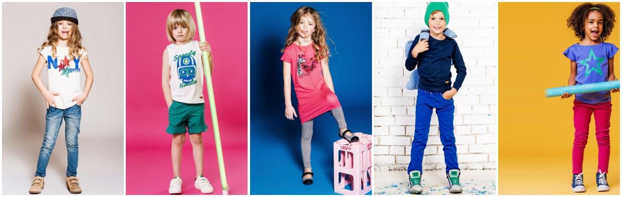 Wiosenne trendy w modzie dziecięcej