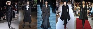 Wybór projektantów: jesienne płaszcze
