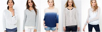 Wybór stylistki - swetry na jesień i zimę 2015