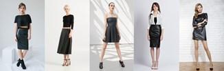 Wybór stylistki: ubrania ze skóry